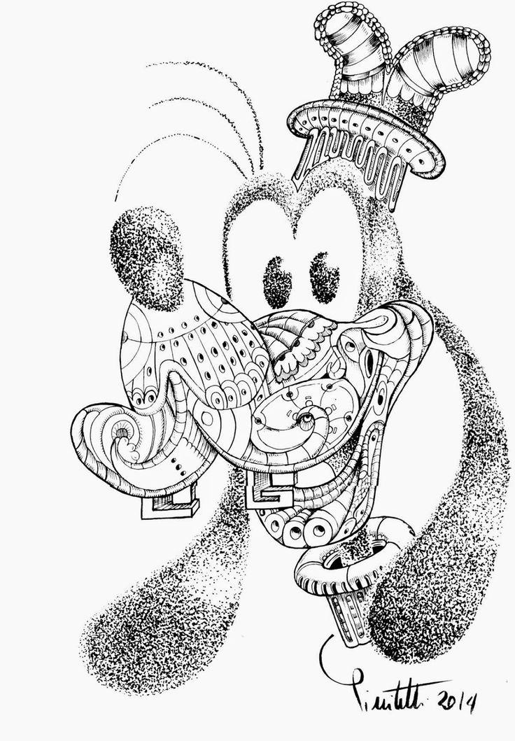 millevignette di ignazio piscitelli: Goofy