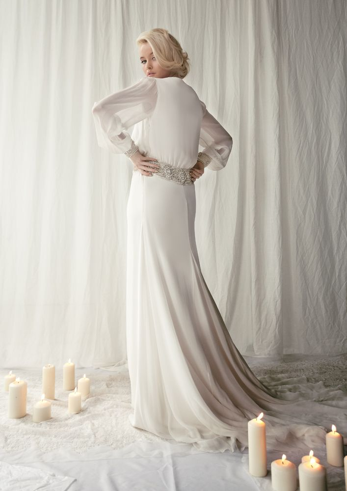 Bo & Luca 'Cannes' gown