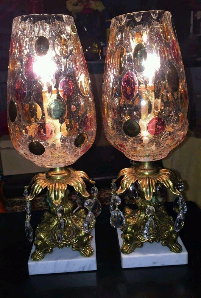 71 Best Images About Bohemian Lamps On Pinterest Opaline