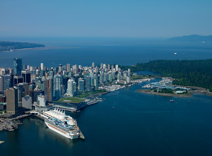 Luxury Downtown Vancouver Hotel | Pan Pacific Vancouver Hotel