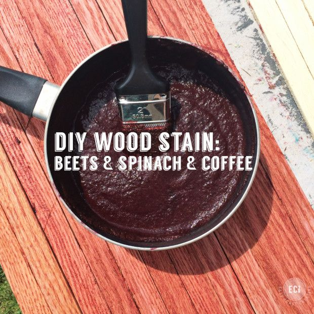 Natural Stain Beet Stain East Coast Creative