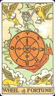 Original Rider Waite Tarot * Arielle Gabriel who gives free travel advice at The China Adventures of Arielle Gabriel writes of mystical experiences during her financial disasters in The Goddess of Mercy & The Dept of Miracles including the opening of her heart chakra *