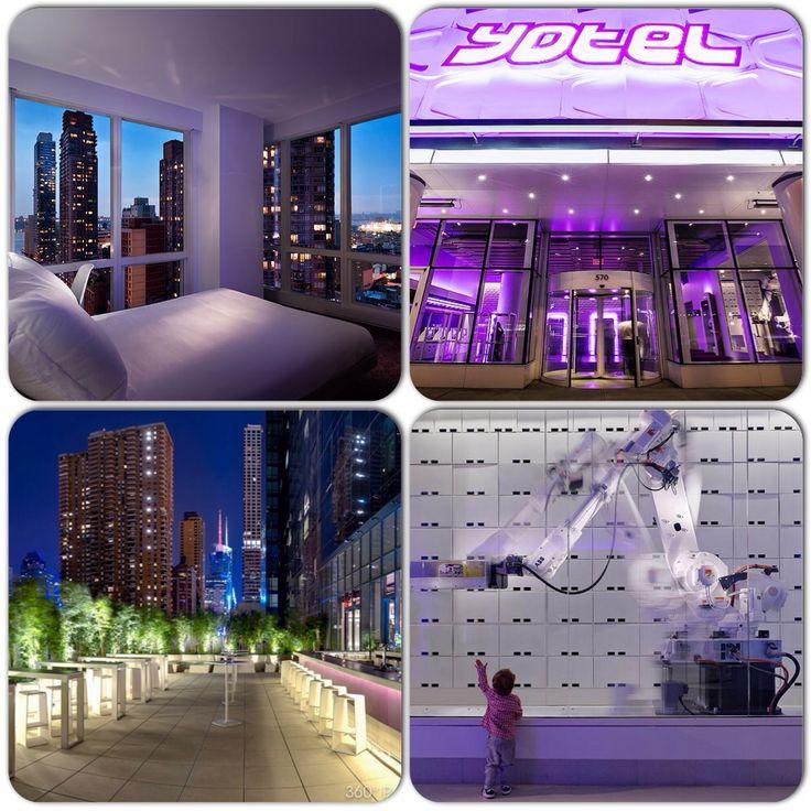 Yotel, New York