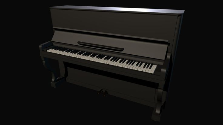 Piano by laca.vukovich