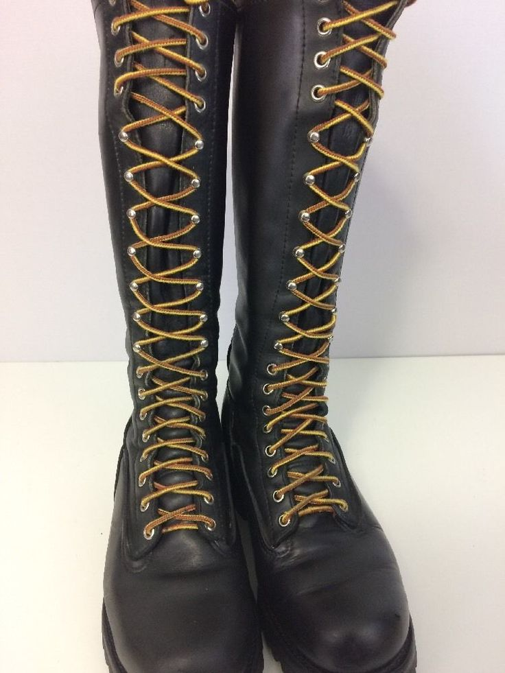17 Best Ideas About Red Wing Logger Boots On Pinterest