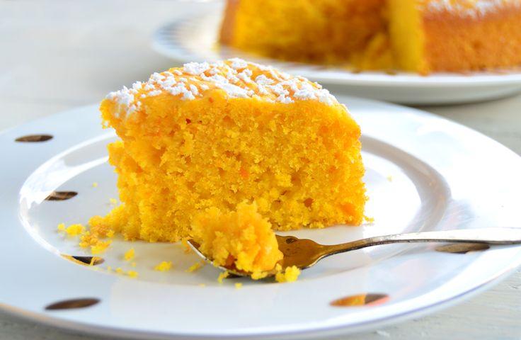 Torta de zanahorias
