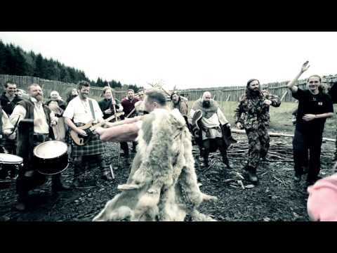 Saor Patrol a Homecoming at Duncarron Scotland May 2013 Clanranald Trust(headed by Charlie Allan, the bagpiper) will be working with the Starz team. #outlander #saorpatrol #clanranald #scotland