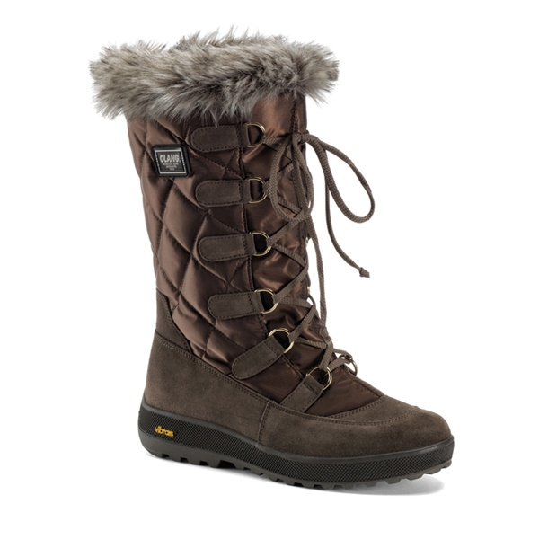 Olang Musica Tex - Womens Snow Boots - Olang Snow Boots - Snow Boot - Fur Snow Boot - OC System - Space Boot