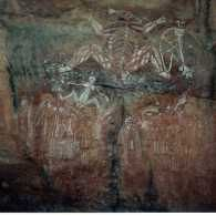 Anbangbang Gallery, Nourlangie Rock, Kakadu Nt Pk