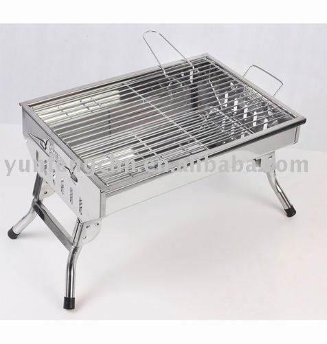 Best charcoal grill camping kitchen