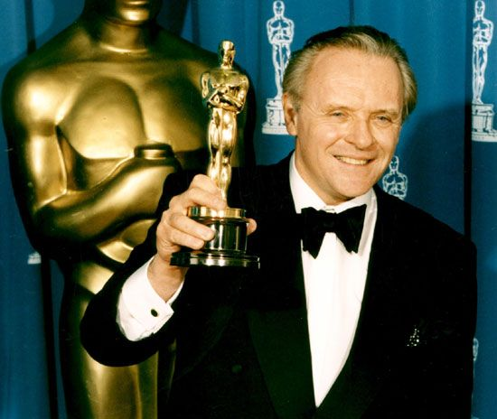 Anthony Hopkins Oscar 1991