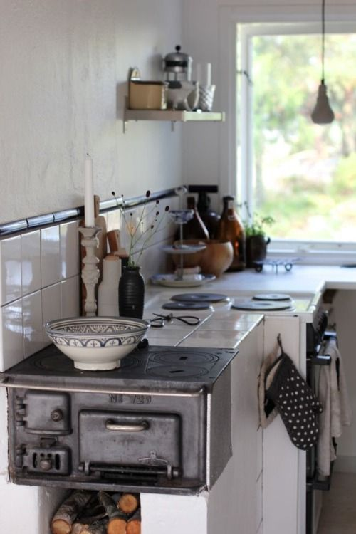 a great stove for small space