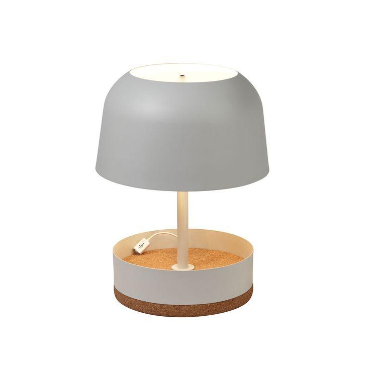 Hodge-Podge Lamp Light Grey