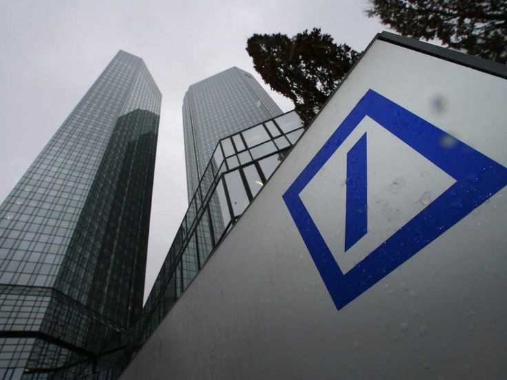 Deutsche Bank just purged its leadership and appointed a