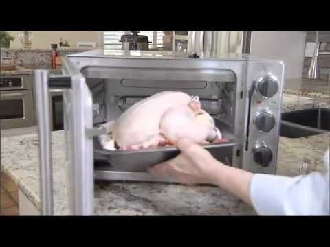 How the Wolfgang Puck Pressure Oven Works - YouTube