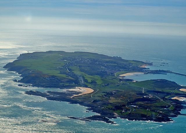 Alderney, The whole thing!