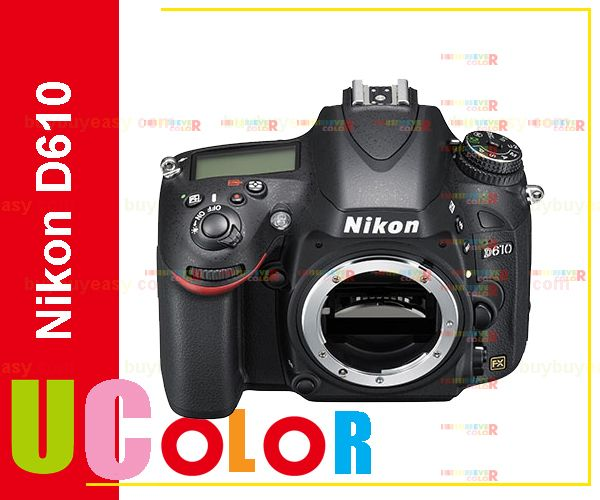 ">> Click to Buy << Nikon D610 DSLR Camera FX-Format -24.3 MP -1080P Video 3.2"" LCD (Body Only) #Affiliate"