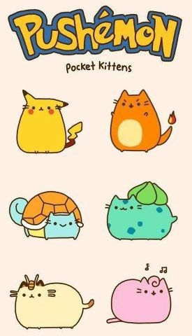Pokemon kittehs