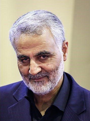 Qasem Soleimani in Sepah Sarallah - Qasem Soleimani - Wikipedia