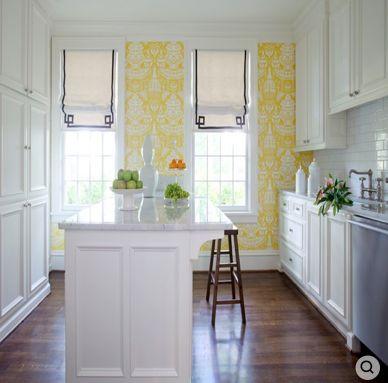 17 Best Ideas About Kitchen Wallpaper On Pinterest Brick