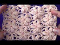 (3) Gallery.ru / Узор Цветочки из пышных столбиков - век живи, век учись (не только вязание) - saltic