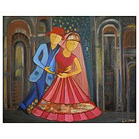 Dancing Couple from @NOVICA, They help #artisans succeed worldwide.