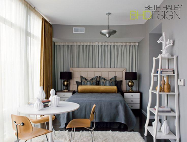 Music City Loft/ Bedroom