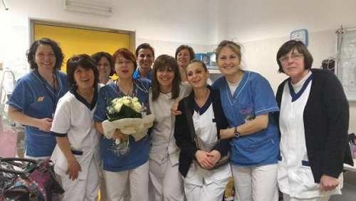 Liguria: #Grazie #Anna #lultimo turno  della responsabile del Pronto soccorso pediatrico di Savona (link: http://ift.tt/2nCGyME )