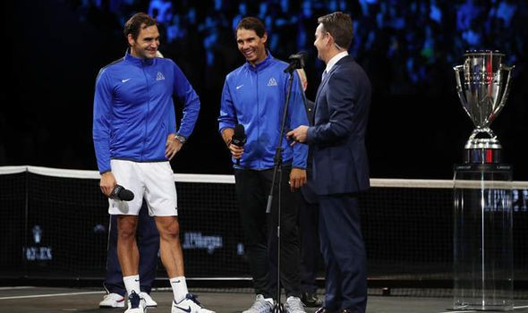 480d8067163a4 Rafael Nadal  Huge Roger Federer claim made by Fabio Fognini s father