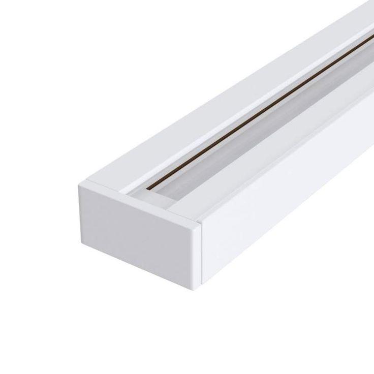 1-Phasen Schiene Track in Weiß, 1.000 mm von Maytoni