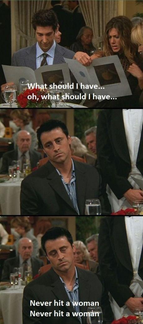 Love Joey! Friends!