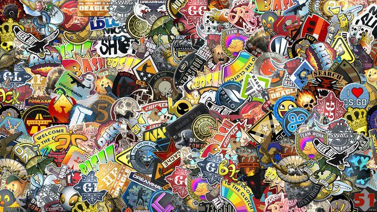 Man Made Sticker Bomb Sticker Wallpaper Sticker Bomb Wallpaper Sticker Bomb Wallpaper Stickers
