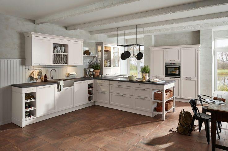 Pin von Häcker Küchen GmbH \ Co KG auf LANDHAUS Pinterest - häcker küchen ausstellung