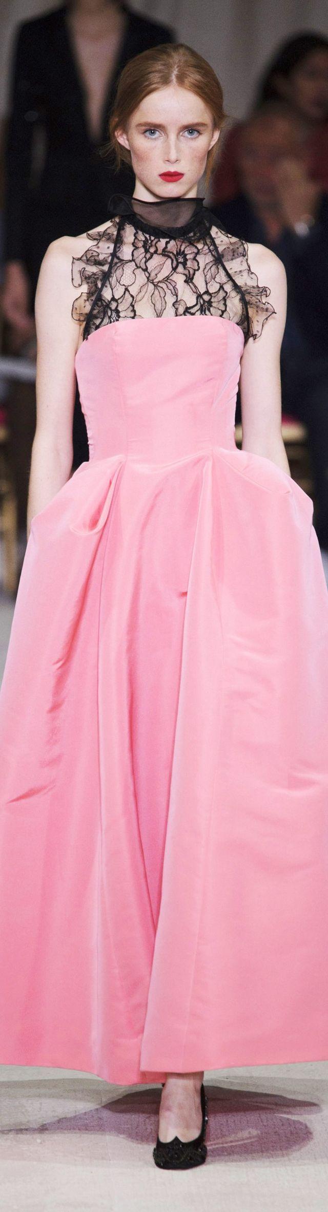 Oscar de la Renta Collection Spring 2016 Ready to Wear