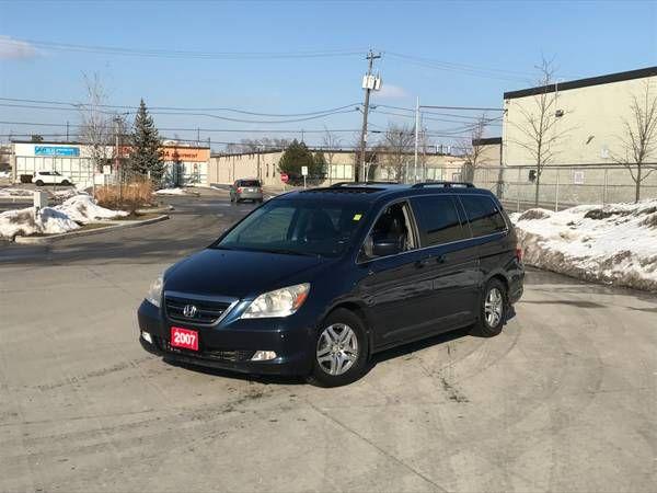 2007 Honda Odyssey Touring, Navi, DVD, 3 Year Warranty available $7900