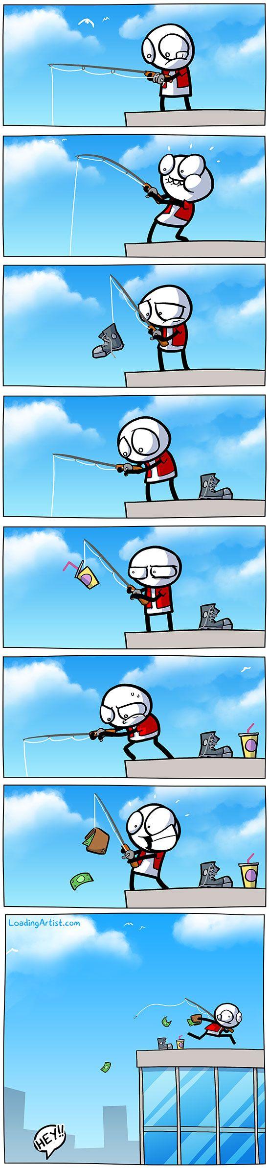 Loading Artist » Fishing For Success