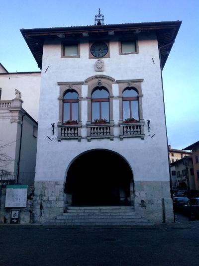 Biblioteca Guarneriana, San Daniele del Friuli, Italy - B&B Stop&Sleep Fagagna #friuli #italy #travel #library #ancient #hills