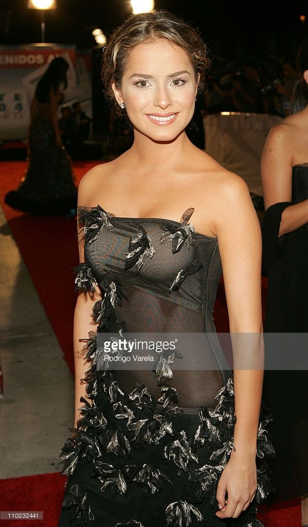 Danna Garcia during 2004 Premios Inte Awards at Coconut Grove Convention Center in Coral Gables, Florida, United States.