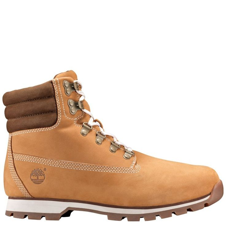 Shop Timberland.com for Hutchington men's hiking boots, leather hikers and rugged boots for the great outdoors.