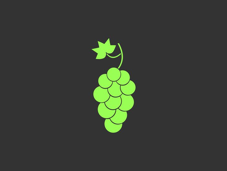 Grapes Green Free Vector, Free PNG