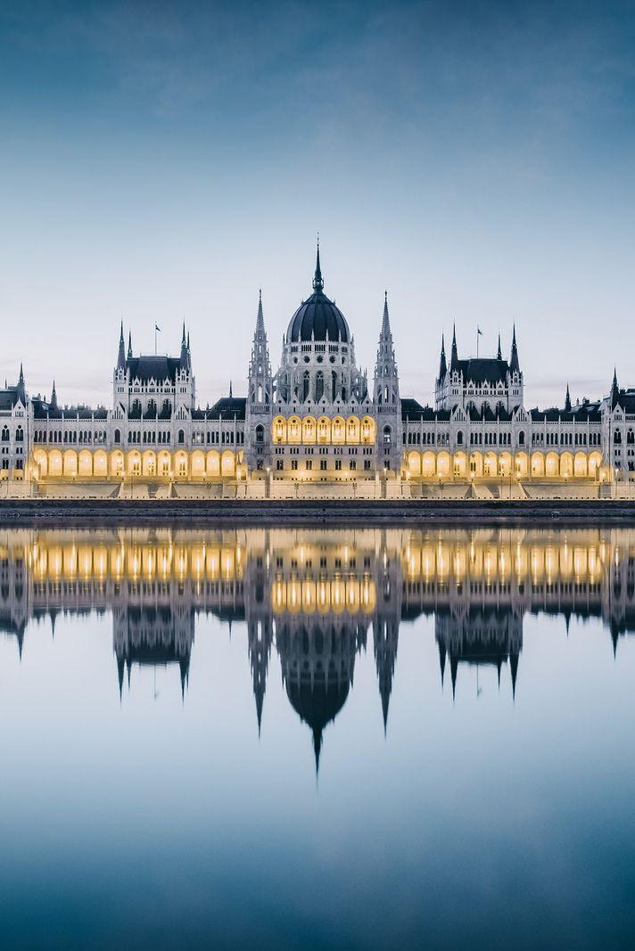 "airemoderne: "" Budapest Parliament by Simon Alexander Photographer's social media Instagram   Tumblr   Twitter """