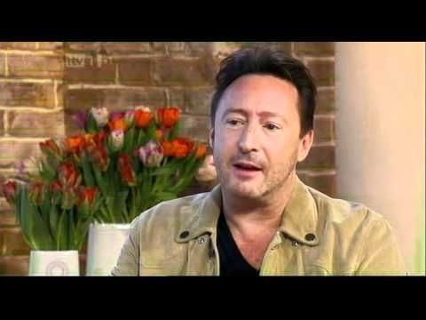 Julian Lennon performs Guess It Was Me and chats to Phil and Holly on This Morning April 2012