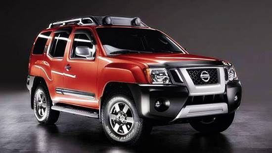 2016 Nissan Xterra Pro-4X Price