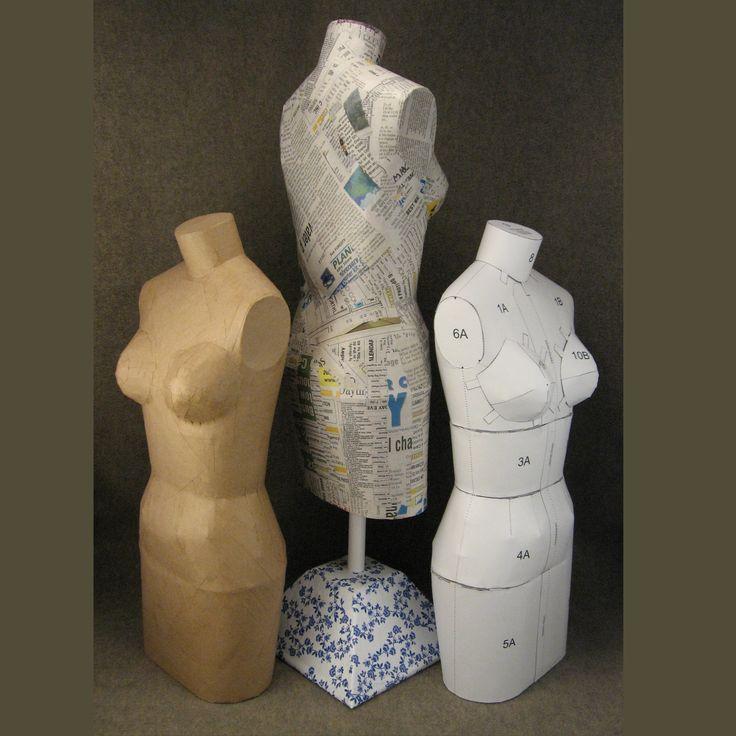 Best 25+ Dress form ideas on Pinterest   DIY clothes mannequin ...