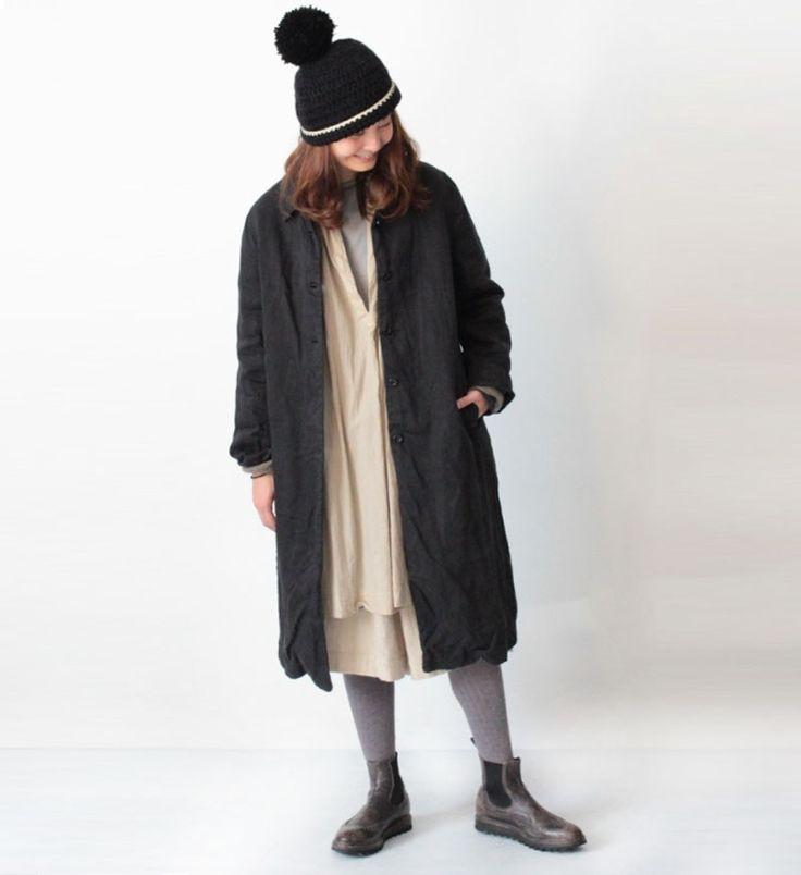 Veritecoeur VC-1171 Linen venetian coat