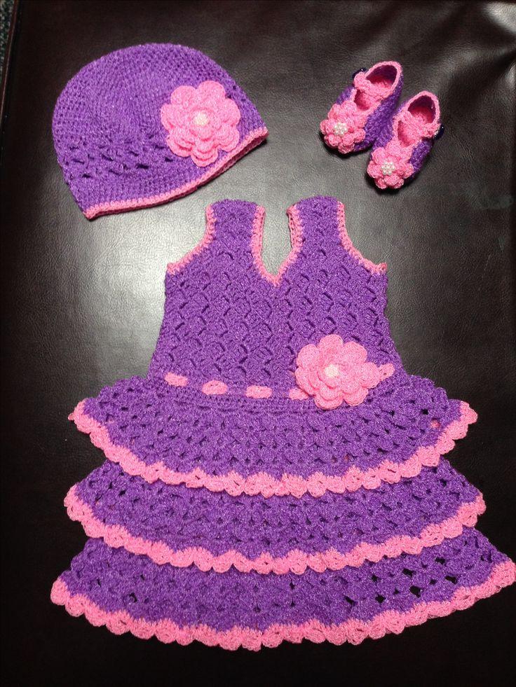 95 best My crochet projects images on Pinterest   Crochet ...