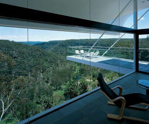 Harry Seidler House Southern Highlands NSW Australia