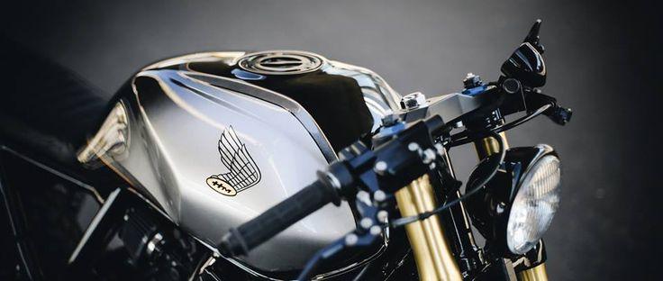 Honda 'Scout' | Jake Rypien - RocketGarage - Cafe Racer Magazine