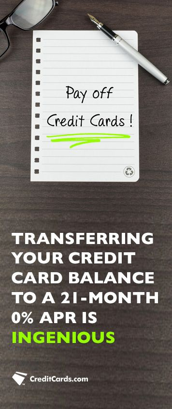 If you're paying credit card interest you could save yourself a lot of time, money, and stress by transferring your balance to one of these cards. Pay no interest until well into 2018 and enjoy more time for the things you love. Get the details at CreditCards.com and start saving today.