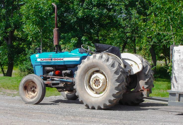 Ford 3000 Tractor Duals : Ideas about ford tractors on pinterest